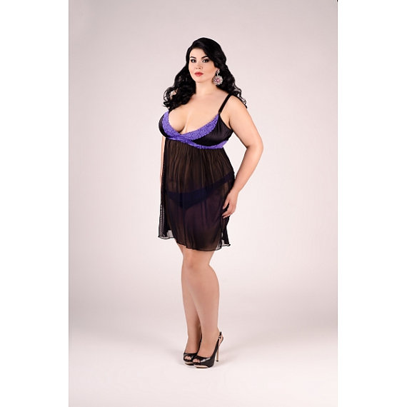 sexy erotic lingerie Nightwear Chemise Camisole big plus queen size L XL 2XL 3XL 4XL for bbw X 2X 3X 4X EU 42 - 56, UK 10 - 24